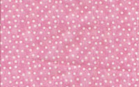 Pink and White Polka Dot