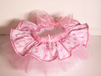 Pink Ribbon Poof-Poof